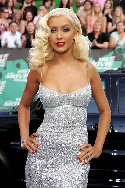 Christina Aguilera Mtv Awards Xtina 2006 Hollywood