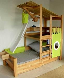 Lit Cabane Pour Enfant : le plus beau lit cabane pour votre enfant ~ Teatrodelosmanantiales.com Idées de Décoration