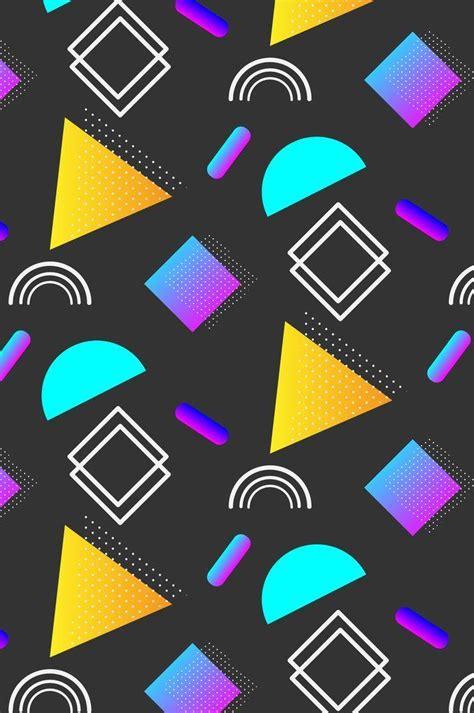 memphis design wallpaper  android apk