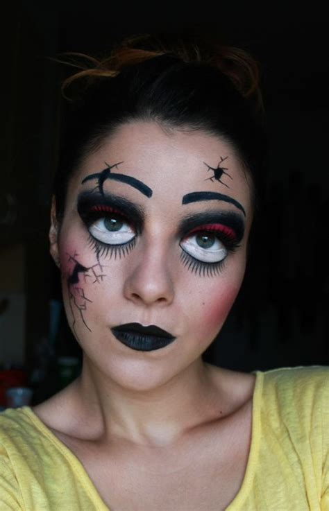 creepy eye makeup ideas      halloween