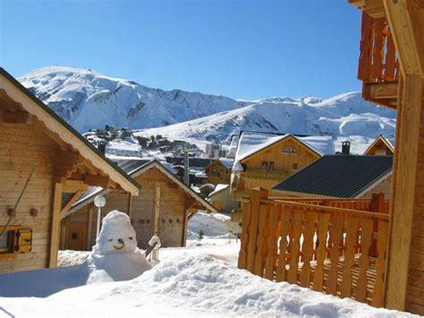 les chalets goelia 224 partir de 172 location vacances montagne la toussuire