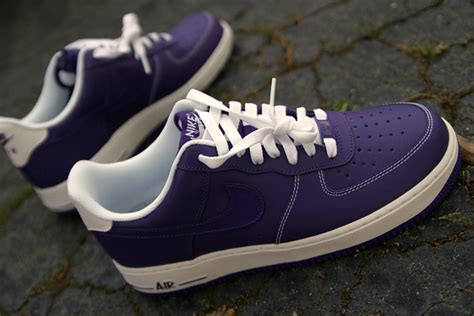 release reminder nike air force   court purple