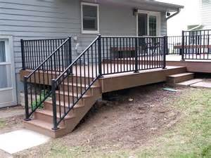 Deck Aluminum Railing Superior Home Improvement Front Porch Ideas Style For Ranch Home