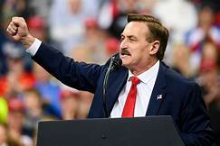 Mike Lindell sued by Dominion