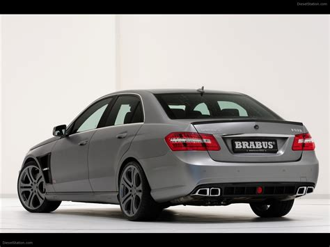 Brabus B63 S Mercedes E63 Amg Exotic Car Wallpapers 02 Of