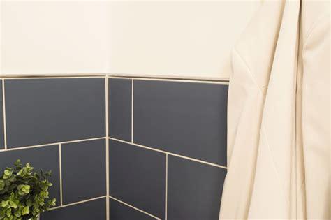 tiling inside corners wall make an entrance schluter