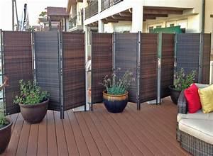 Sichtschutz Terrasse Modern : 18 tipps zum sichtschutz im garten schaffen sie mehr privatsph re ~ Frokenaadalensverden.com Haus und Dekorationen