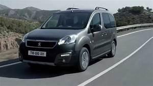 Peugeot Partner Tepee Versions : peugeot partner tepee press film youtube ~ Medecine-chirurgie-esthetiques.com Avis de Voitures