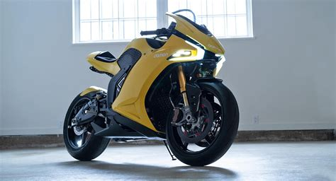Damon Hypersport Is An Electric Superbike With 200 HP, A ...