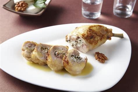 reconversion professionnelle cuisine recette de cuisse de poulet farcie au chèvre frais