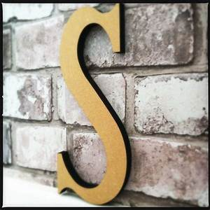 200 best quotsquot is for stefanie images on pinterest letters With mdf letters michaels