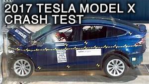 Motorradjeans Test 2017 : 2017 tesla model x frontal crash test youtube ~ Kayakingforconservation.com Haus und Dekorationen