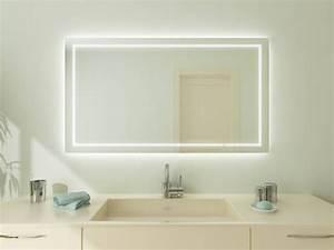 Badspiegel Mit Led Beleuchtung : badspiegel mit led beleuchtung berja ~ Buech-reservation.com Haus und Dekorationen