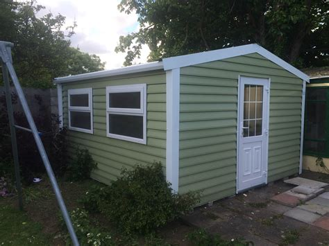 insulated garden sheds  ireland insulated sheds