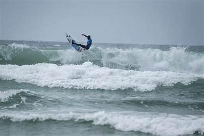 Surfing Canada Air Olympics Surf Beach Reverse