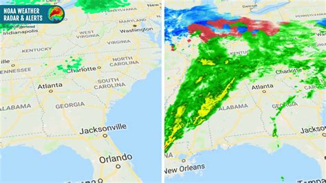 NOAA Weather Radar Live & Alerts by Apalon Apps more
