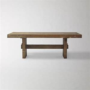 emmerson dining table west elm pallets pinterest With emmerson reclaimed wood coffee table