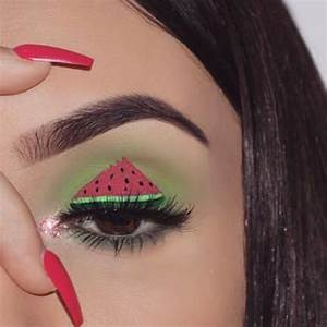 Watermelon Makeup is The New Summer Trend | Fashionisers