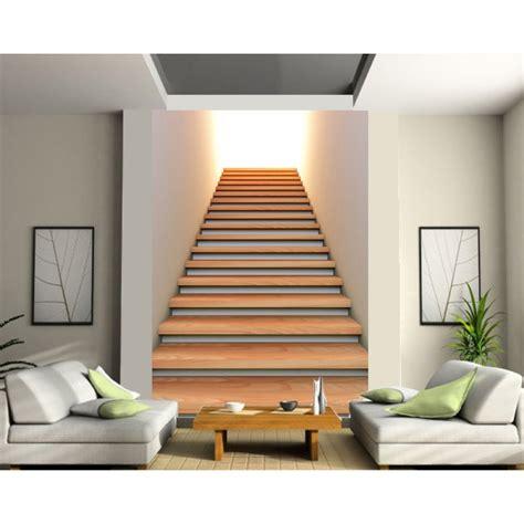 sticker trompe l oeil g 233 ant mont 233 e d escalier