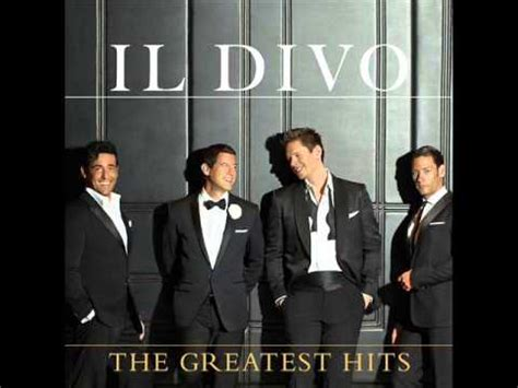 El Divo Ave Il Divo Caruso The Greatest Hits