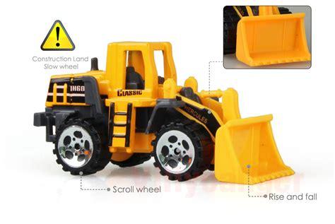 Mainan Pirate Go mainan mobil mobilan truck konstruksi diecast anak 6pcs
