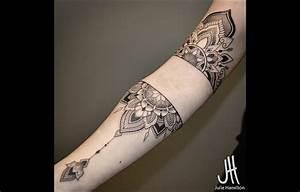 Tatouage Avant Bras Femme Mandala : tatouage avant bras bambou kolorisse developpement ~ Melissatoandfro.com Idées de Décoration