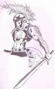 Ares God of War by samurai-gunman on DeviantArt