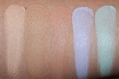 L Oreal Infallible Total Cover Concealer Palette How To by L Oreal Infallible Total Cover Concealer Palette Review