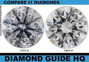 Diamond Price Chart 2015 The True Meaning Of I1 Clarity Diamonds Jewelry Secrets