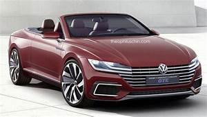Volkswagen Eos replacement rendered as the Sport Cabriolet