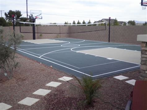 backyard sports ideas fun ideas for a kid friendly arizona landscape design