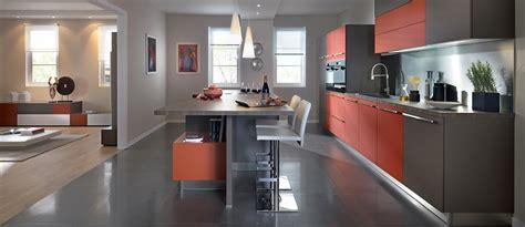 salon cuisine 30m2 delimiter cuisine ouverte cuisine en image