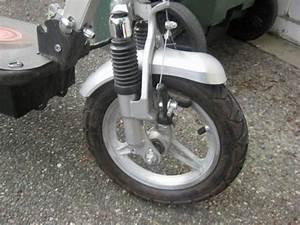 Quazar Scooter