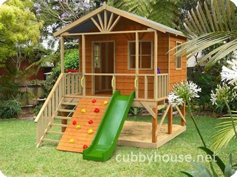 backyard playset plans cubbyhouse kits diy handyman cubby house cubbie house 1448
