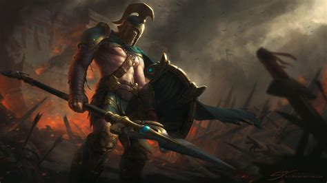 7680x4320 Smite Video Game 8k 8k Hd 4k Wallpapers Images