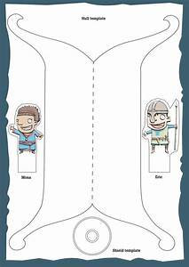 Template for a viking ship free create your own figure for Viking longship template