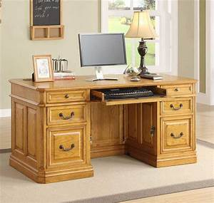 Hide Executive Computer Desk Thediapercake Home Trend Hide An Executive Computer Desk