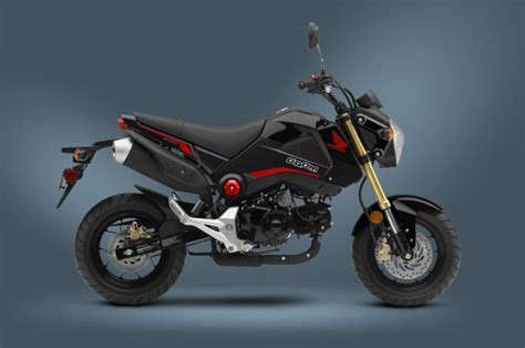 grom colors honda powersports