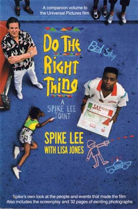 do the right thing a spike joint by spike reviews discussion bookclubs lists