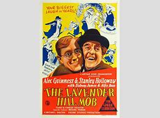 The Lavender Hill Mob movie information
