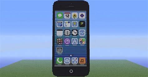 minecraft iphone iphone 5 minecraft project