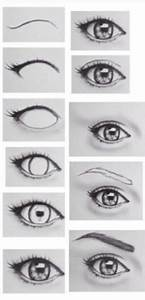 Drawing Eyes  I Wish I Could Draw Like This  Eyelashes And