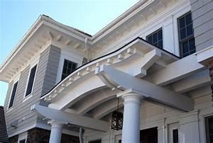 Exterior Design Decorative Azek Trim For Home Exterior