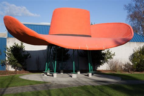 Giant Cowboy Hat | A couple things that you will find in ...