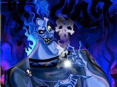foto de Angry Hades Smoking Puzzle Hercules Games