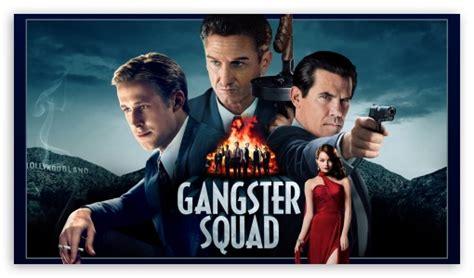 Gangster Squad 4k Hd Desktop Wallpaper For 4k Ultra Hd Tv