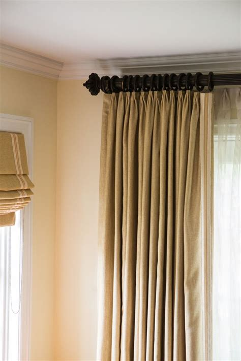 How To Hang Drapes On Traverse Rod by 9 Best Keep It Simple And Sweet With Traverse Rod Curtains