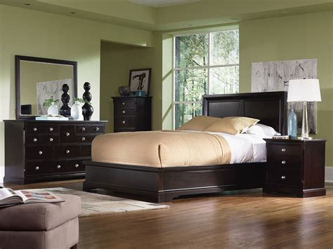georgetown 4 king bedroom merlot levin furniture