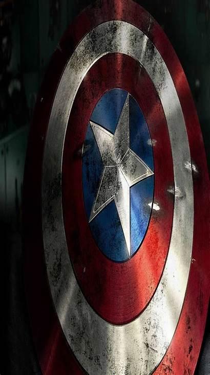 Shield Captain America Wallpapers Marvel Resolution Avengers