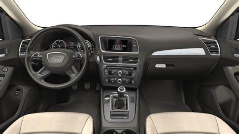audi   dimensions boot space  interior